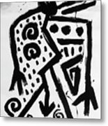 Spirit Of Man Metal Print