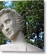 The Spirit Of Nursing Statue Up Close Metal Print