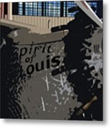 Spirit Of Saint Louis Metal Print