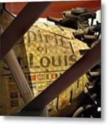 Spirit Of St Louis At Smithsonian Metal Print