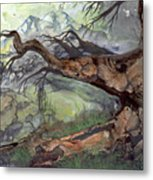 Spirit Tree Metal Print