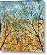 Spirit Trees 7 Metal Print