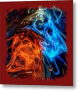 Spirits For Accessories Metal Print