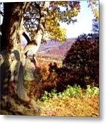 Spirits In View Metal Print