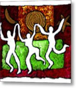 Spirits Of The Dance Metal Print