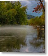 Spirits On The Water Metal Print