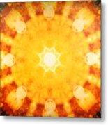 Spirits Towards The Sun Metal Print