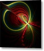 Spiritual Energy Metal Print