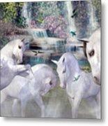 Spiritual Harmony Metal Print