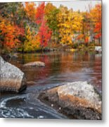 Splendor Of Fall Metal Print