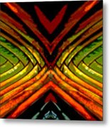 Split - Abstract Metal Print