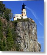 Split Rock 2 Metal Print