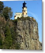 Split Rock 3 Metal Print