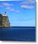 Split Rock Pano Metal Print