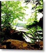 Split Rock State Park Metal Print