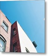 Spokane Brick Buildings 3 Metal Print