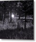 Spooky Spirit Metal Print