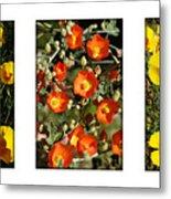Spring - Desert Style 2 Metal Print