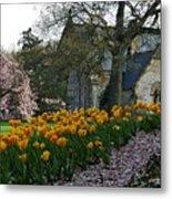 Spring At Spring Grove Metal Print