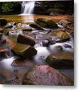 Spring At Table Rock Metal Print