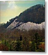 Spring Begins At Glassy Mountain Metal Print