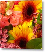 Spring Bouquet 1 Metal Print