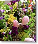 Spring Bouquet 2 Metal Print