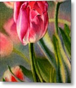 Spring Breeze Metal Print by Arena Shawn