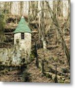 Spring Castle - Rock Island Park Tn Art 585 Metal Print