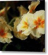 Spring Floral Metal Print by David Lane