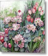 Spring Forth In Beauty Metal Print