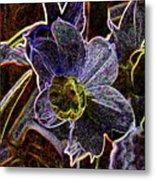 Spring Garden Art Metal Print