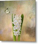 Spring Hyacinth Metal Print