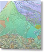 Spring In The Desert Metal Print
