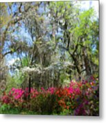 Spring Is All Over Metal Print