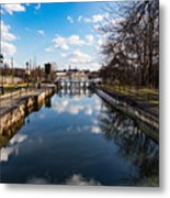 Spring Is At The Gates Metal Print