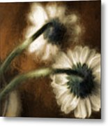Spring Is Welcome Xix Metal Print