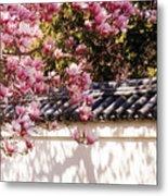 Spring - Magnolia Metal Print