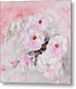 spring party Healing roses -22 Metal Print