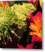 Spring/summer Bouquet - Flowers Metal Print