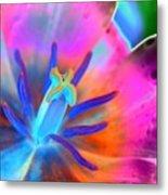 Spring Tulips - Photopower 3127 Metal Print