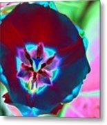 Spring Tulips - Photopower 3168 Metal Print