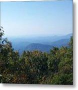 Springer Mountain Georgia Metal Print