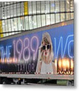 Sprint Center, Kansas City, 1989 World Tour Metal Print
