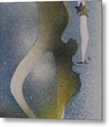Sprit Of The Moon Metal Print