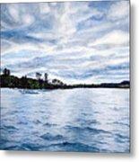 Squam Lake Metal Print