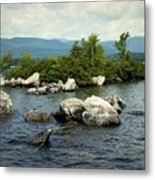 Squam Lake, New Hampshire Metal Print