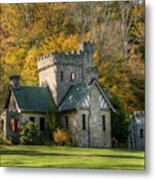Squires Castle Metal Print