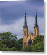 St Andrews Catholic Church Roanoke Virginia Metal Print