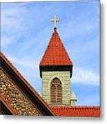 St. Augustine Detail 090118 Metal Print
